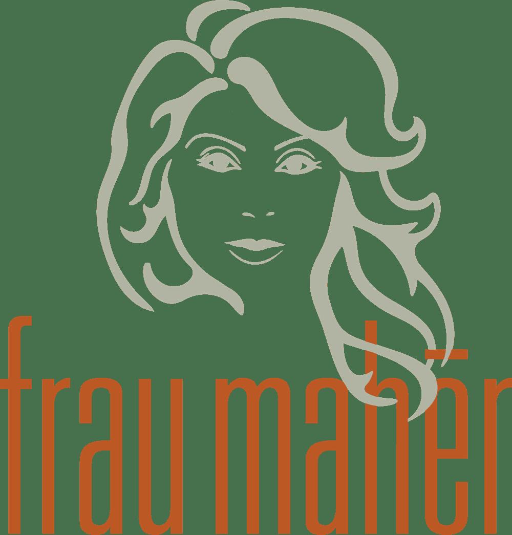 Frau Mahér Logo Retina